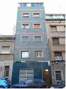 ITE Carrer Cotonat 25, Hospitalet de Llobregat