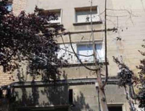 ITE Barcelona – Inspección técnica de edificio en Carrer Joaquim Valls, 40